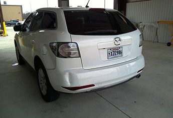 2011 Mazda CX-7 Before Pic
