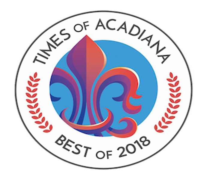 Vote for Us for the Time of Acadiana's Best Auto Body & Service Center
